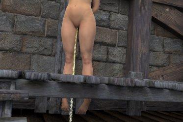Dock Hanging